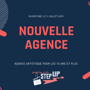 Nouvelle agence!